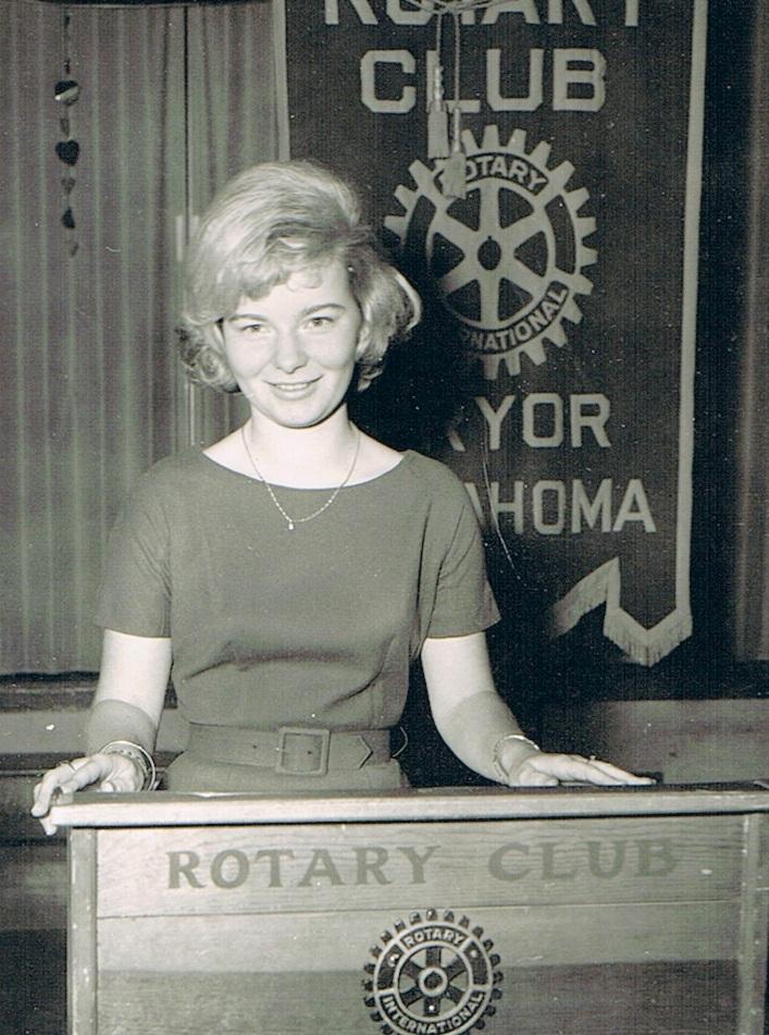 Kirsten Rotary Pryor Oklahoma