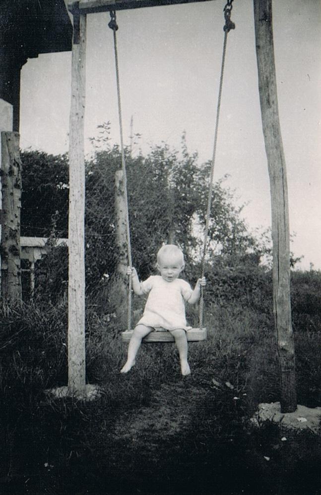 Barn50 Lille gyngetur