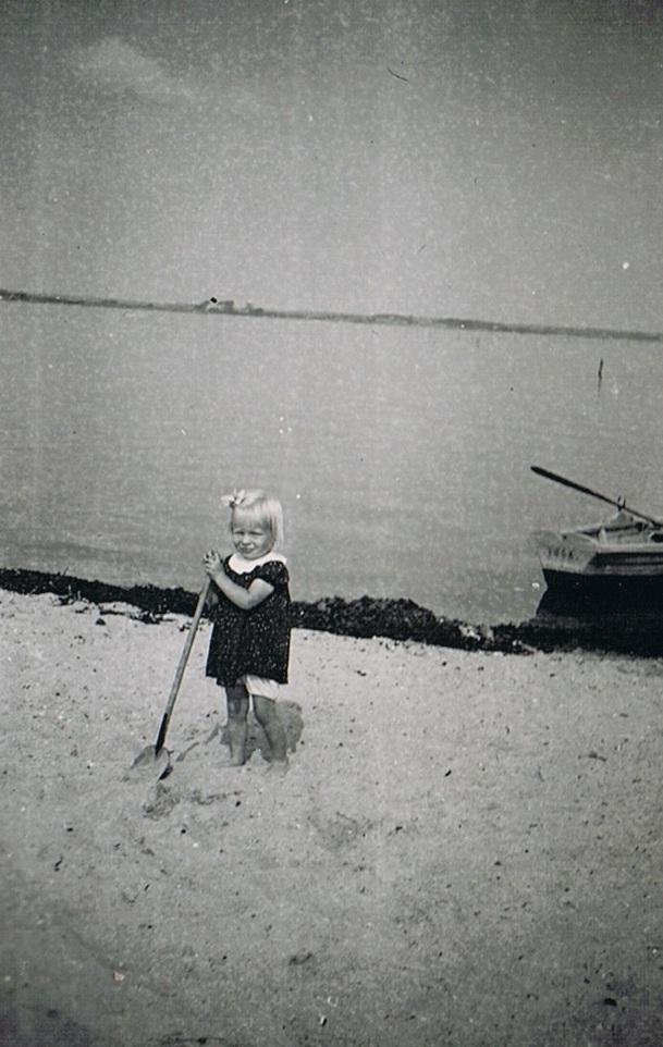 Gen Kirsten 1946 Sand og vand